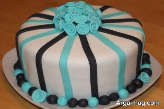 تزیینات باحال کیک تولد خانگی