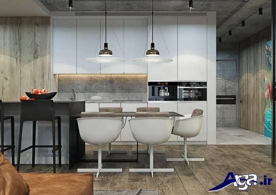 ایده هایی برای طراحی آشپزخانه