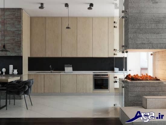 طراحی های متفاوت آشپزخانه