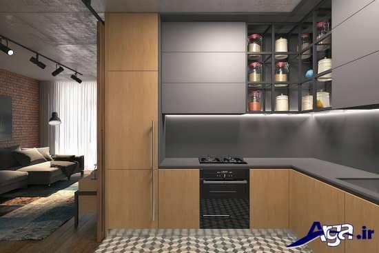 جدیدترین طراحی آشپزخانه