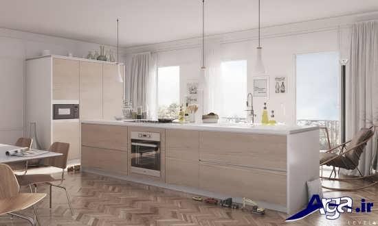 دیزاین آشپزخانه با ایده های متفاوت