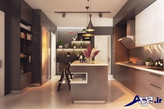 نورپردازی مناسب در درون آشپزخانه