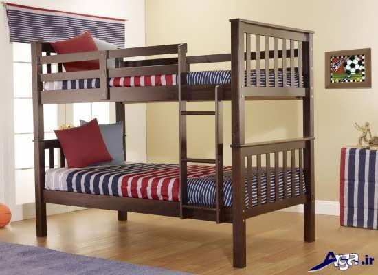 عکس تخت خواب های دو طبقه جدید