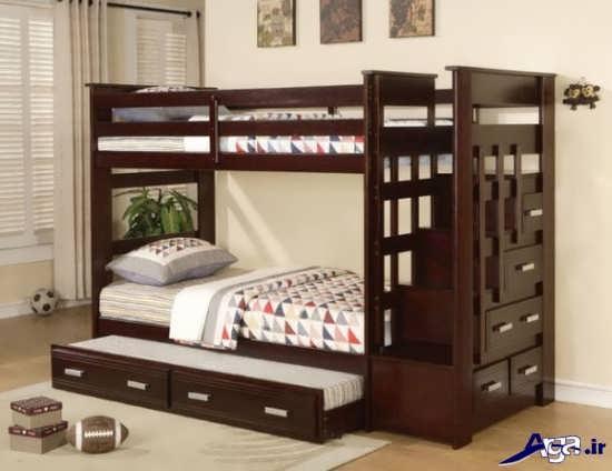 تخت خواب های دو طبقه
