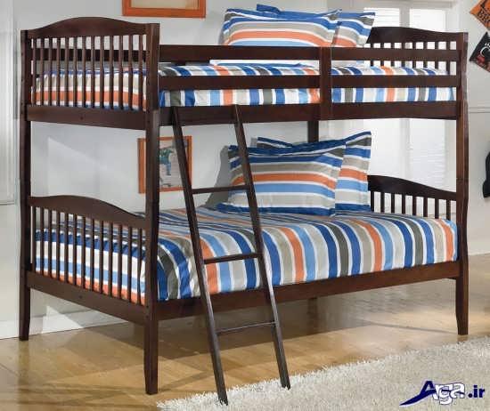 عکس تختخواب های دوطبقه و زیبا