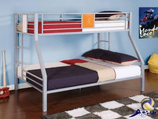 مدل های جدید تختخواب دو طبقه
