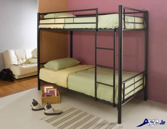 مدل جدید تخت خواب های دو طبقه