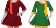 مدل لباس نخی جدید و متفاوت