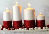 آموزش شمع سازی ساده