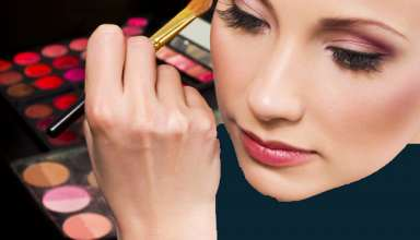 آموزش آرایش صورت در 11 مرحله