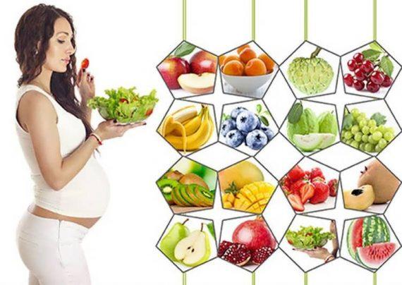 وزن گیری مادر و جنین