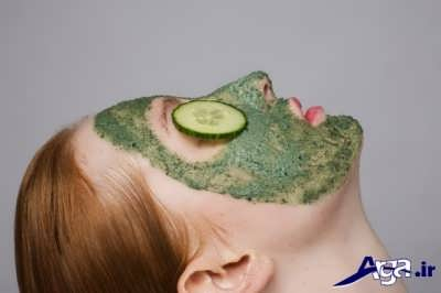 ماسک خیار