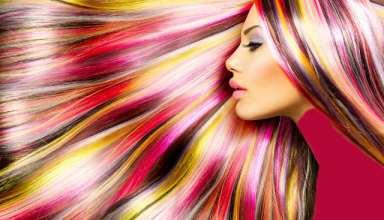 رنگ موی فانتزی جدید ویژه خانم های مد گرا