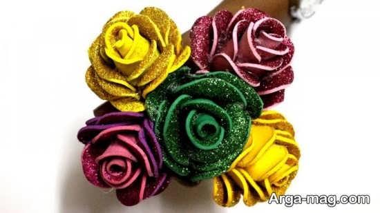 مدلهای گل سازی با فوم