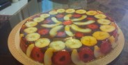 طرز تهیه ژله میوه ای مخصوص مهمانی ها