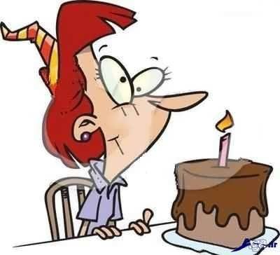 تبریک تولد خنده دار و سرکاری