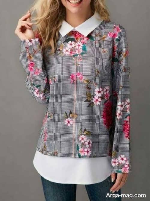 قشنگ ترین لباس اسپرت دخترانه