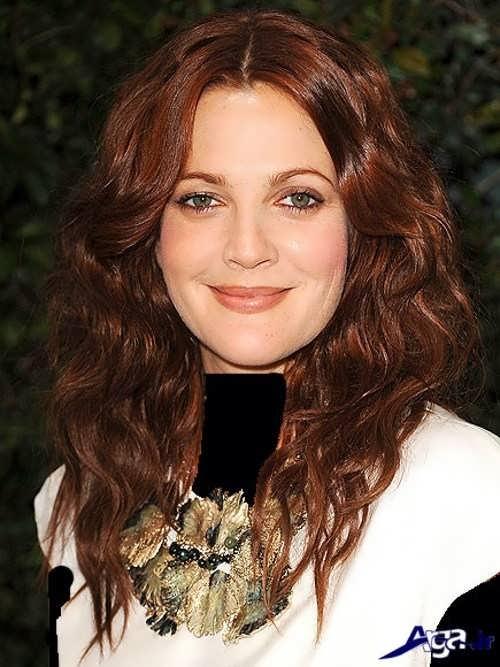 رنگ موهای دارچینی