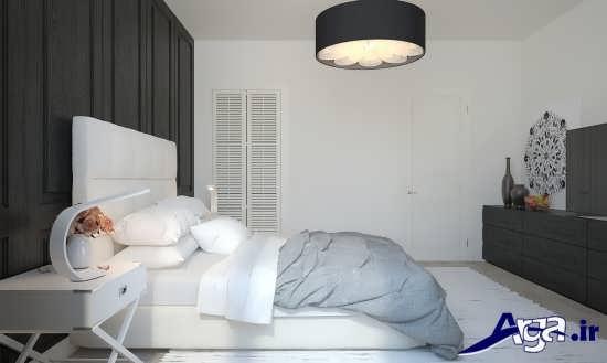 طراحی دکوراسیون داخلی در درون اتاق خواب