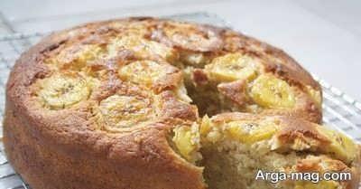 آموزش تهیه کیک موزی قابلمه ای