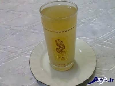 شربت ریواس با طعم بی نظیر