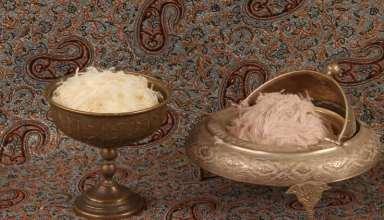 طرز تهیه پشمک خانگی