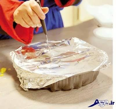 طرز تهیه ته چین بادمجان در منزل