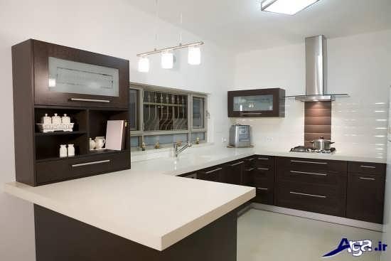 طراحی کابینت برای اشپزخانه