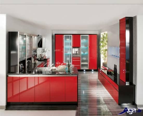 طراحی کابینت های آشپزخانه جدید