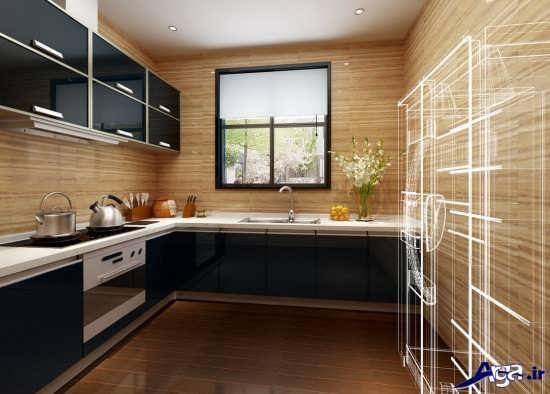 کابینت آشپزخانه جدید