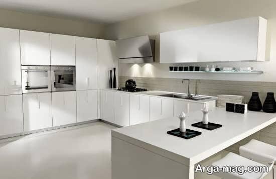 تصاویری از دیزاین آشپزخانه