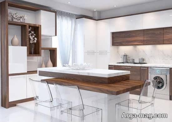 زیباترین دیزاین آشپز خانه