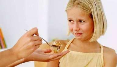 درمان بی اشتهایی ذر کودکان