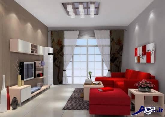 دیزاین و طراحی اتاق پذیرایی