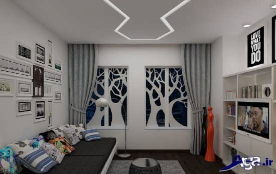 دیزاین اتاق پذیرایی جدید