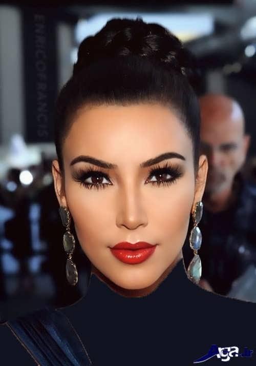 مدل های زیبا و جدید آرایش لایت