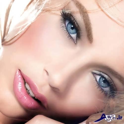 زیباترین مدل های میکاپ لایت برای عروس