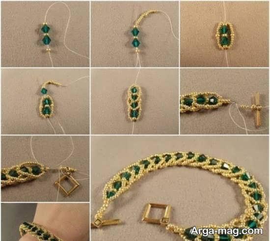 ساختن مدل  دستبند