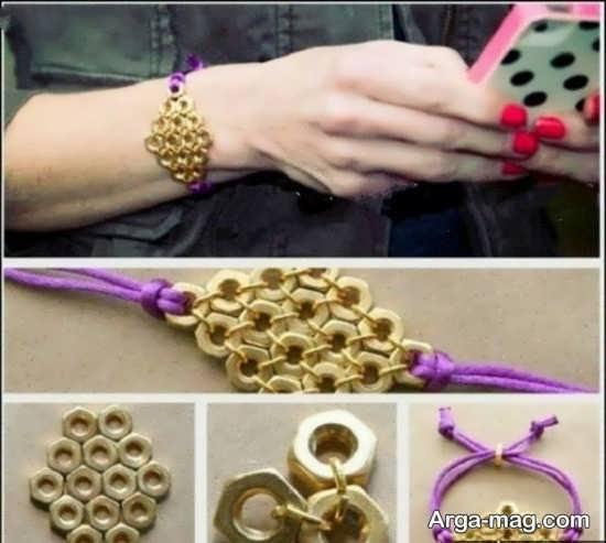 ساختن دستبند
