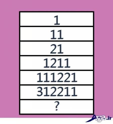 پیدا کردن عدد مناسب