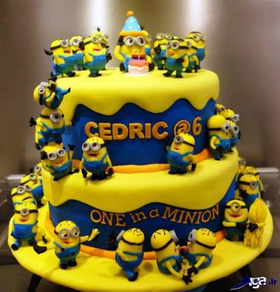 عکس کیک تولد جدید