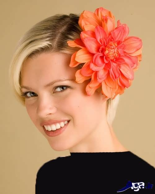 مدل گل سر زنانه و دخترانه
