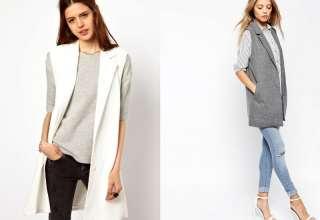 مدل سارافون مانتویی با طرح های زیبا و جدید