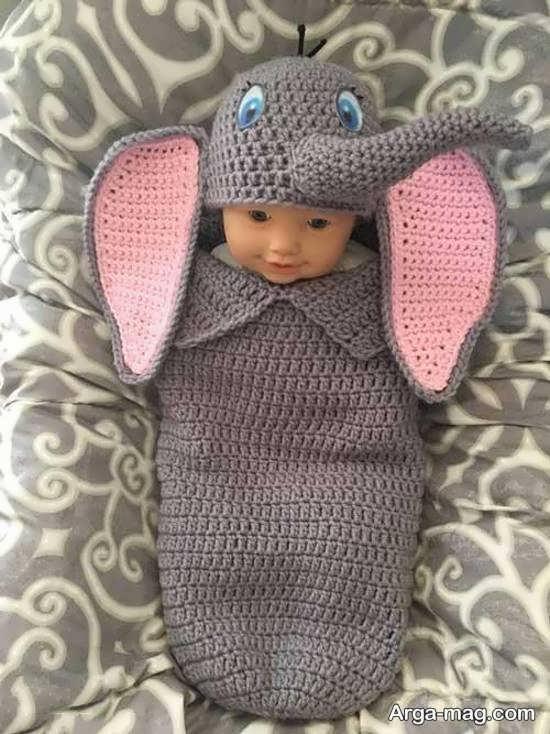 لباس نوزادی پسرانه فانتزی
