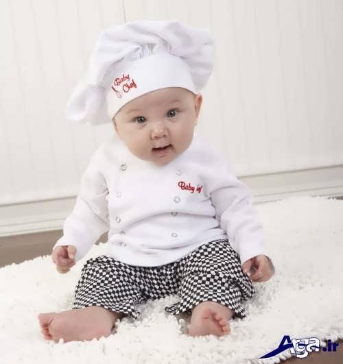 مدل لباس نوزادی زیبا