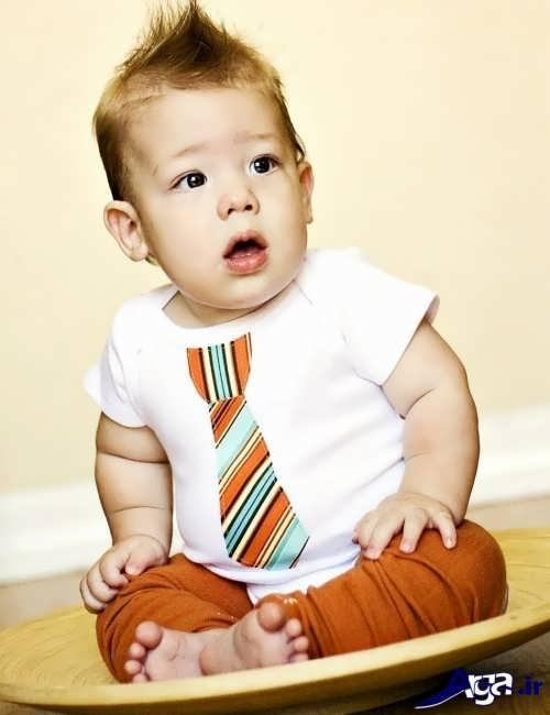 لباس نوزادی شیک و متفاوت