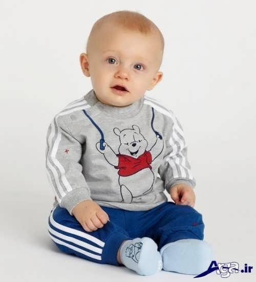 طرح های لباس برای نوزاد پسر