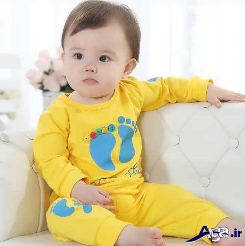 مدل های لباس نوزادی پسرانه