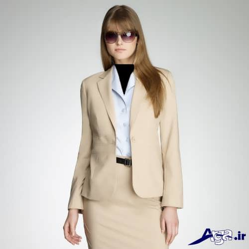 کت و دامن دخترانه