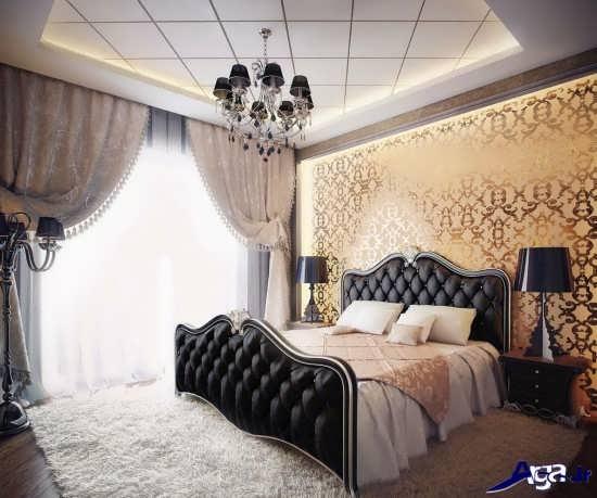 مدل والان پرده اتاق خواب